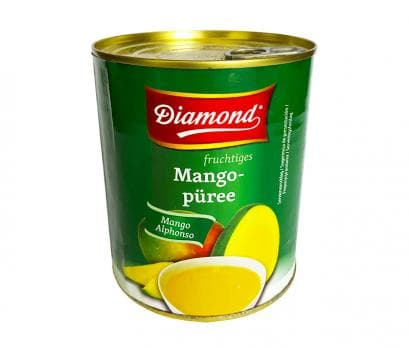 Манго пюре Alphonso Diamond 850 г